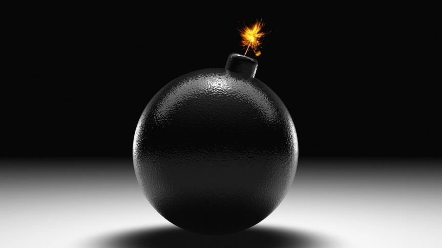 bomb_explosion_black_light_orange_50_3840x2160