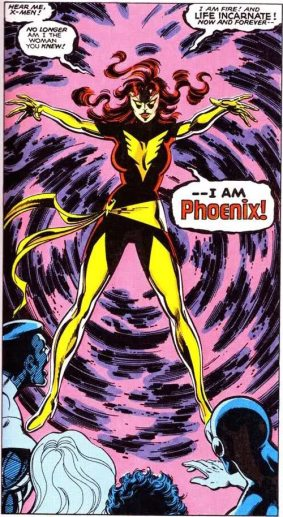 Just some of my favorite Dark Phoenix images.