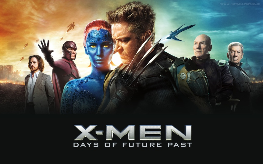 Ashley's Uncanny X-Watch: Days of Future Past