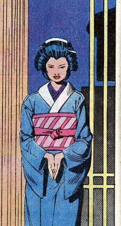 comics Mariko
