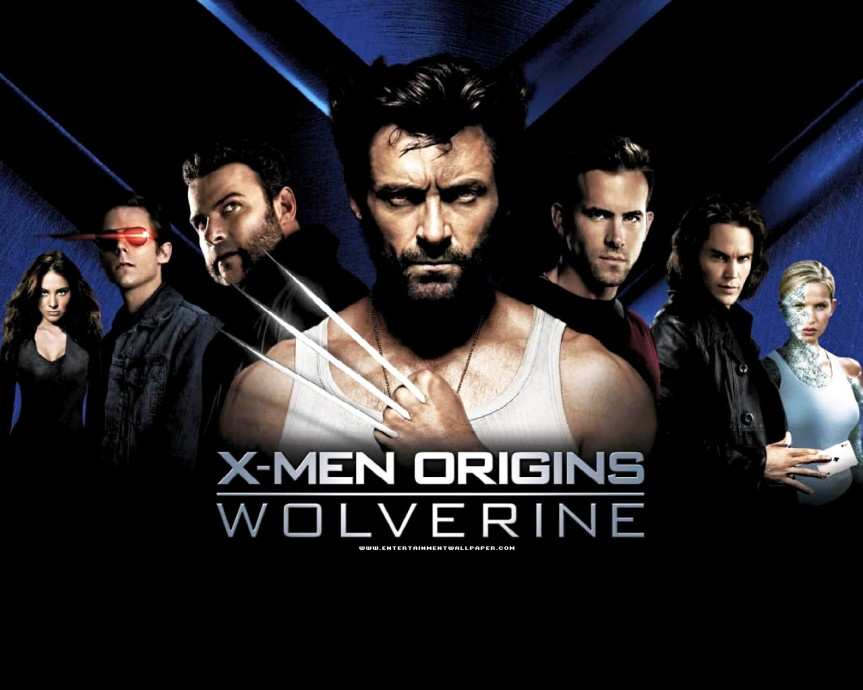 Ashley's Uncanny X-Watch- Origins: Wolverine