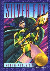 Comics Silver Fox
